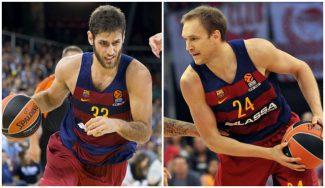 Operación salida en el Barça: Perperoglou y Oleson, dos más que no siguen en el Palau