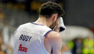 Rudy Fernández, tras la derrota en Atenas: «No hay que buscar excusas»