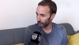 Sito Alonso analiza su desembarco en el Barça: fichaje, filosofía, jóvenes y plantilla