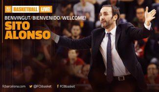 El Barça pone fin al culebrón de su banquillo: Sito Alonso firma dos años tras dejar Vitoria