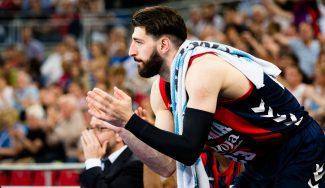 El Baskonia convence a Shengelia: aparca su retorno a la NBA y renueva por 3 temporadas