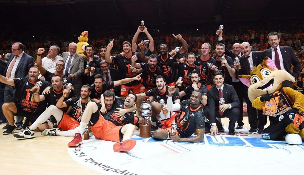 ¡Histórico Valencia! Tumba al Madrid y gana la primera Liga ACB de su historia (Vídeos)