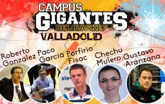 ¡Cartel de lujo! Cinco ex entrenadores del Valladolid ACB estarán en el Campus Gigantes de la ciudad