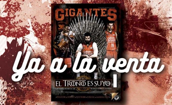 Los tronos, en juego. Los campeones Valencia y Warriors reinan en tu Gigantes de julio