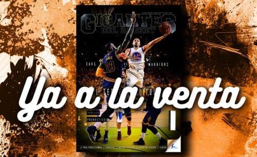 Warriors vs Cavs: una intensa rivalidad, en tu Gigantes de junio. ¡Ya a la venta!