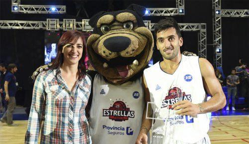 Campazzo, MVP del All-Star en Argentina: mate y auto-pase para el alley-oop (Vídeos)