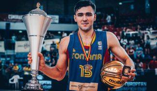 El madridista Cate, héroe en Rumanía: campeón y MVP del Sub-20 B (Vídeo)