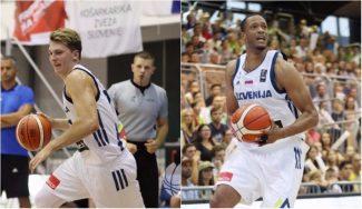 Doncic y Randolph se salen en su debut con Eslovenia: su show al completo, aquí (Vídeo)