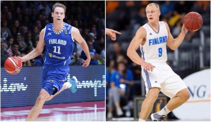 Eurobasket: Koponen y Salin lideran la lista de Finlandia, en la que entra el NBA Markkanen