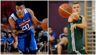 Eurobasket: Francia pierde por lesión a otro NBA, y Rupnik es descartado en Eslovenia