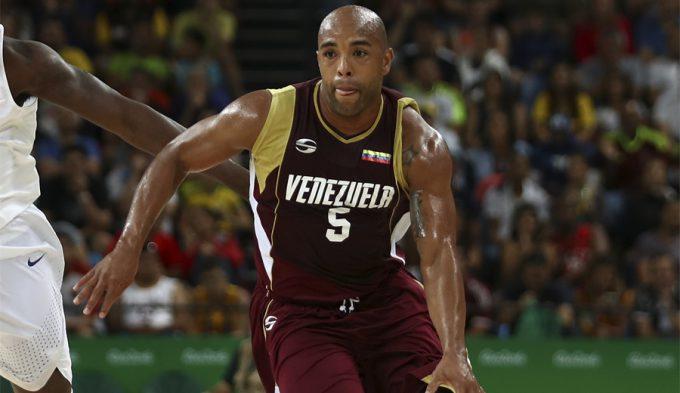 El Fuenlabrada ficha al base Gregory Vargas, campeón de América y MVP del Sudamericano