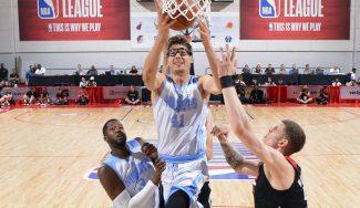Juancho asume galones de los Nuggets en la Liga de Verano: 21 puntos y 8 rebotes (Vídeo)