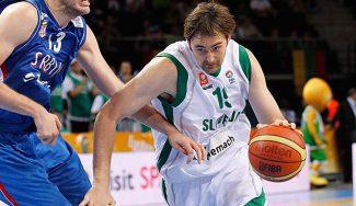 Eslovenia llama a Erazem Lorbek pensando en el Eurobasket: «Mi objetivo es estar entre los 12»