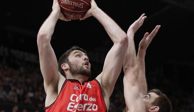 El Iberostar Tenerife está a punto de fichar al pívot Mike Tobey, ex del Valencia Basket