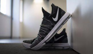 Las Nike Zoom KD-X, a examen