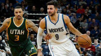 Ricky, a los Jazz a cambio de una ronda del Draft: los Timberwolves ya tienen sustituto