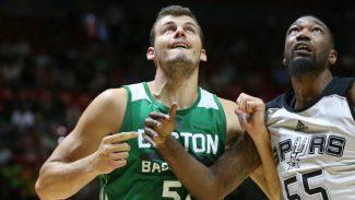 Ante Zizic brilla en la Liga de Verano: firma su primer doble-doble con los Celtics (Vídeo)