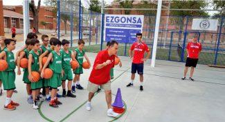 Trabajando con la élite: cinco entrenadores de ACB pasan por Valladolid (Vídeo)