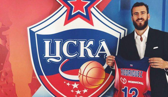 El Chacho, ambicioso en su presentación con el CSKA: habla de la Euroliga y de Teodosic