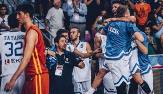 Europeo Sub-20: España cae ante Grecia en semifinales y luchará por el bronce con Francia
