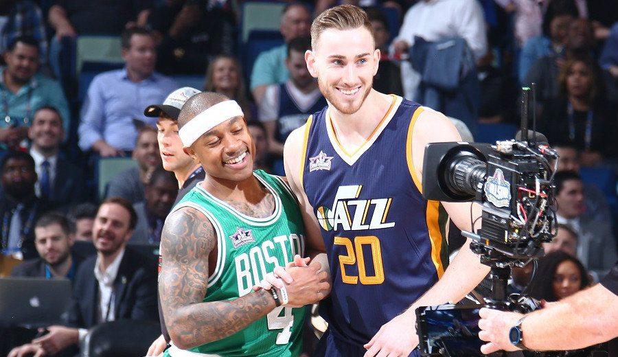 Hayward, a los Celtics: de la tristeza de Ricky a la alegría desbordada de Isaiah Thomas