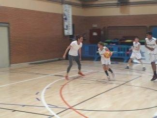 Madera de coach: así transmite Laia Palau a los jugadores del Campus Gigantes (Vídeos)