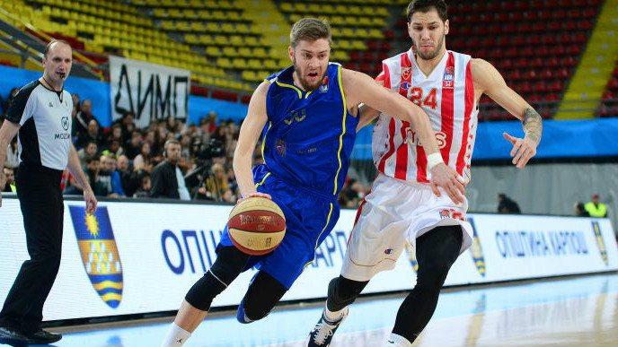 Dominik Mavra, nuevo base del Joventut: así enchufó el croata en la Liga Adriática (Vídeo)