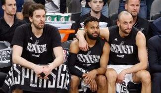 Ginóbili, un año más en San Antonio: los Spurs negocian su renovación y la de Gasol