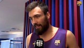 Oriola se despide del Valencia tras fichar por el Barça: «Agradezco el cariño a la afición»