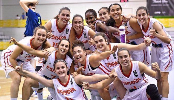 ¡España, campeona del Europeo Sub-20! Araújo, MVP y Mejor Quinteto con Conde