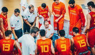 España busca su segundo triunfo en el Europeo Sub-18: sigue el duelo ante Ucrania (Streaming)