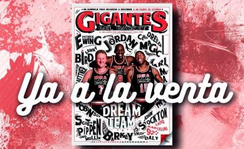 Gigantes celebra los 25 años del Dream Team. Recuerda o descubre al mejor equipo de la historia