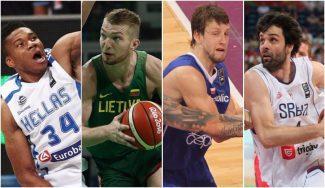 El Eurobasket de las ausencias: repasamos las bajas más destacadas de todas las selecciones