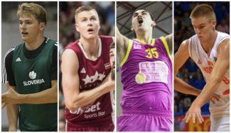 El Eurobasket en clave Junior: repasa las principales promesas y selecciones más jóvenes