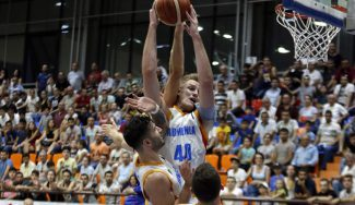 Conociendo a Luke Fischer: así juega el pívot armenio del Gran Canaria (Vídeo)