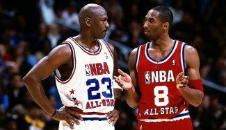 Kobe Bryant, por encima de Jordan y LeBron… o eso dice él mismo