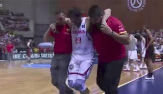 Adiós al Eurobasket: Sergio Llull, rotura del cruzado anterior de la rodilla derecha