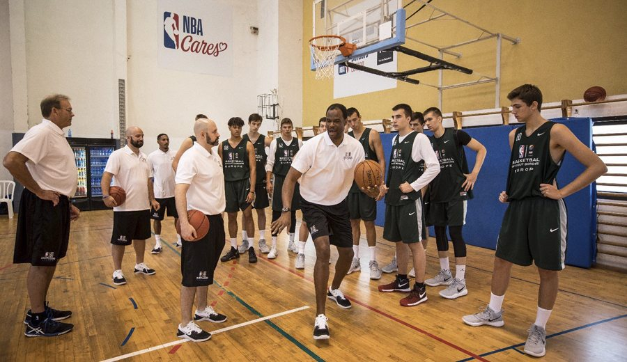 Generación del 2000: 5 españoles y otros 5 ACB, en el Basketball Without Borders de Israel