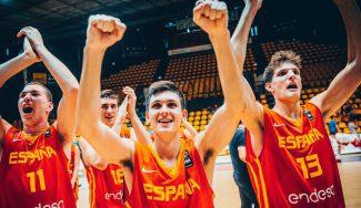El oro en juego: sigue en directo la final del Europeo Sub-18 entre España y Serbia (Streaming)