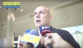 Spahija llega a Tel Aviv con las ideas claras: «Tenemos que cambiar la sangre del Maccabi»