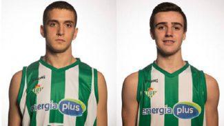 Dos canteranos del Betis se citan en la final del Europeo Sub-16 (Vídeo)