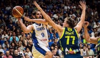 Doncic se luce en la derrota de Eslovenia ante un fichaje de los Warriors y un ACB (Vídeo)