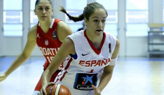 España, líder invicta en el Europeo Sub-18 tras vencer a Croacia: Turquía espera en octavos