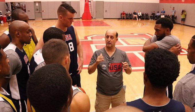 AmeriCup: Los 4 ex ACB y un actual interior del Estudiantes, en la lista definitiva de USA