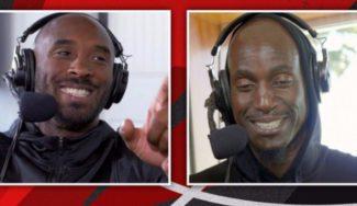 Kobe Bryant y Kevin Garnett, comentaristas de lujo en el NBA 2K18 (Vídeo)