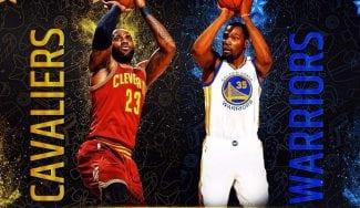 Así llegan Kevin Durant y LeBron James a las Finales NBA 2018