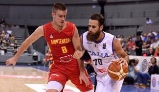 Radoncic ya manda en Montenegro: 8 puntos del madridista en un cuarto ante Italia (Vídeo)