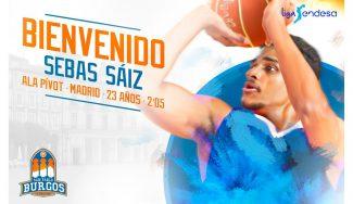 El Burgos incorpora a Sebas Saiz: anuncia su llegada como cedido tras fichar por el Madrid