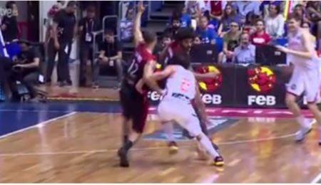 Sergio Llull, lesionado en la rodilla derecha: reacciones de Garbajosa y Scariolo (Vídeo)
