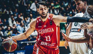 Eurobasket: El baskonista Shengelia brilla en la sorpresa inicial y fulmina a Lituania (Vídeo)